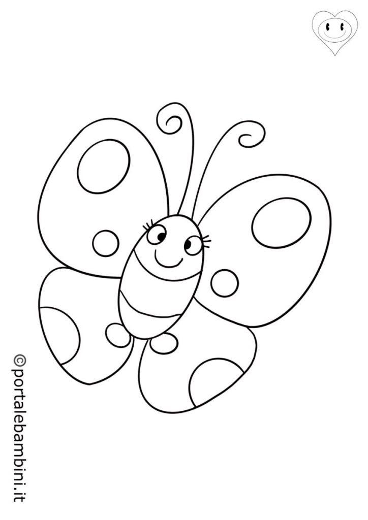 animali del bosco da colorare insetti